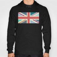 UK Beauty Flag Hoody