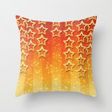 Is Christmas Coming? Throw Pillow