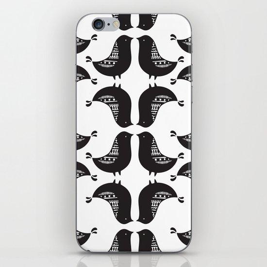 Aztec Birds iPhone & iPod Skin