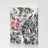 PHOTO of a JUNGLE Stationery Cards