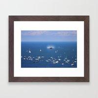 Mach 1 Framed Art Print