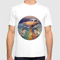 T-shirt featuring Retro by Cs025
