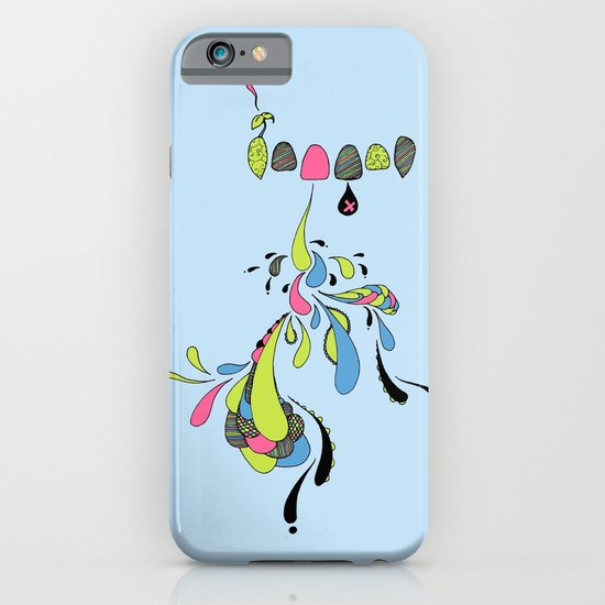 Growing Pain iPhone & iPod Case