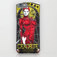 iPhone & iPod Case featuring Cenob1te by Steven Luros Holliday