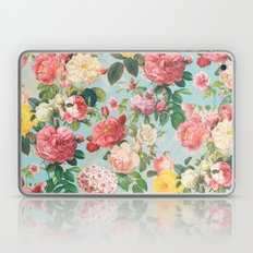 Floral B Laptop & iPad Skin