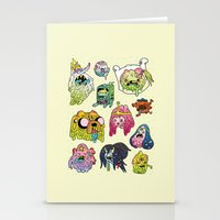 After The Great Mushroom… Stationery Cards