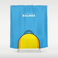 Homer Simpson Shower Curtain