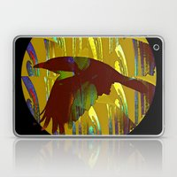 The Rook And The Moon Laptop & iPad Skin
