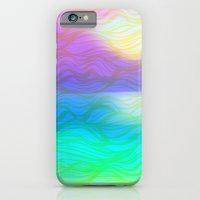 Colorful Sunrise iPhone 6 Slim Case