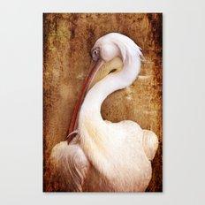 PELICAN - ORIGINAL Canvas Print