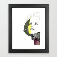 Vanità Framed Art Print