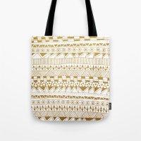 Fun (gold version) Tote Bag