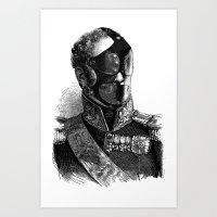 BDSM XXXII Art Print