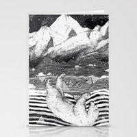 AWAKE & DREAMING Stationery Cards