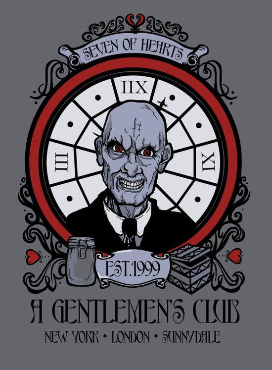 Seven of Hearts 2012 update Art Print
