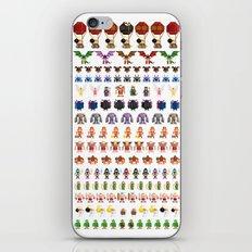 Clash of Pixels iPhone & iPod Skin