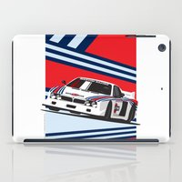 Lancia Beta Montecarlo iPad Case