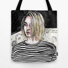 I'm not like them, but i can pretend. -  Kurt c Tote Bag