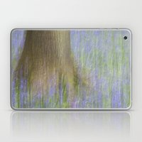 The Bluebell Wood, Norwi… Laptop & iPad Skin