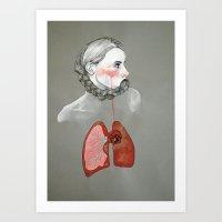 içinde Art Print