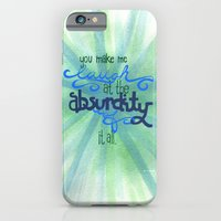 Laugh iPhone 6 Slim Case