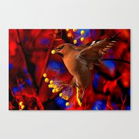 The Berry Canvas Print