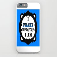 iPhone & iPod Case featuring I Frame.... by Jay's Bizangos