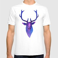 RUDOLF? Mens Fitted Tee White SMALL