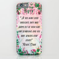 Roald Dahl iPhone 6 Slim Case