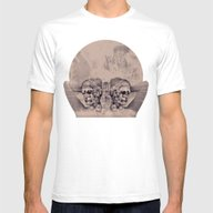 The Beauty Mens Fitted Tee White SMALL