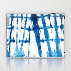 Shibori Lines Laptop & iPad Skin