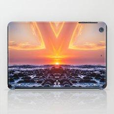 Kaleidoscape: El Tunco iPad Case