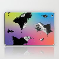 Cosmic Matter And The Ne… Laptop & iPad Skin