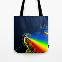 The Left Hand Of Darknes… Tote Bag