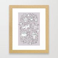 Machinery Framed Art Print