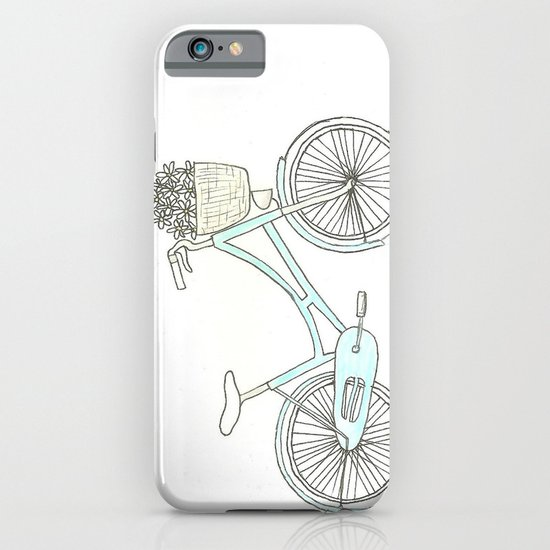 Summer Bicycle iPhone & iPod Case