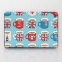 A Very British Brew iPad Case