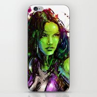 She-Hulk iPhone & iPod Skin