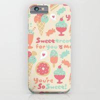 Sweet Treats iPhone 6 Slim Case