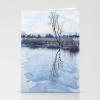 River Ant Stationery Cards
