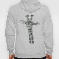 Young Giraffe  G2012-053 Hoody