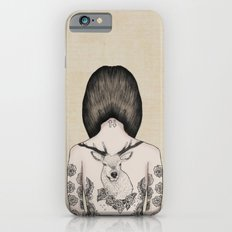 something flowery  iPhone 6 Slim Case
