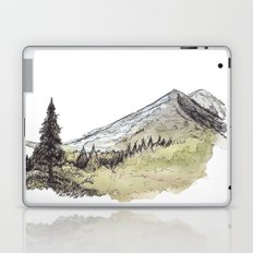 Fresh Mountain Err Laptop & iPad Skin