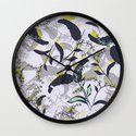 Spring fell II Wall Clock