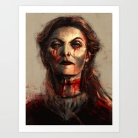 The North Remembers Art Print