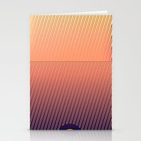 Something in the line Stationery Cards