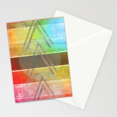 Away Searching For Oceans Stationery Cards