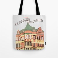 Archer Avenue Tote Bag