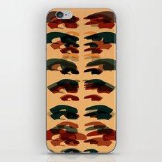Happy Accident iPhone & iPod Skin