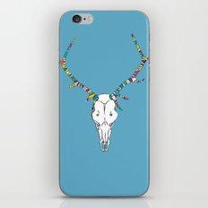 Skull Duggery iPhone & iPod Skin